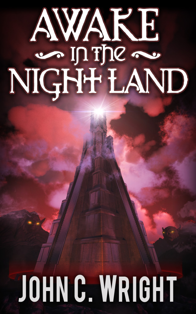 Awake in the Night Lands eBook Cover 4
