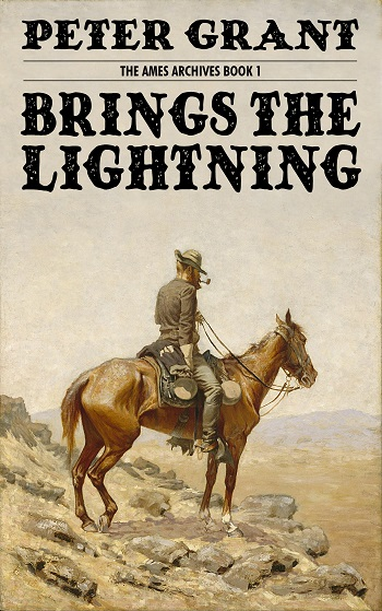 Brings The Lightning - blog size cover 350x559 pixels