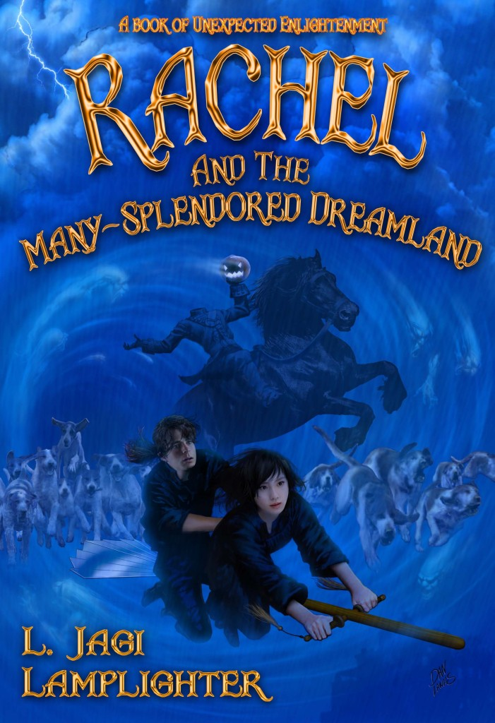 !Rachel and the Many Splendored Dreamland art