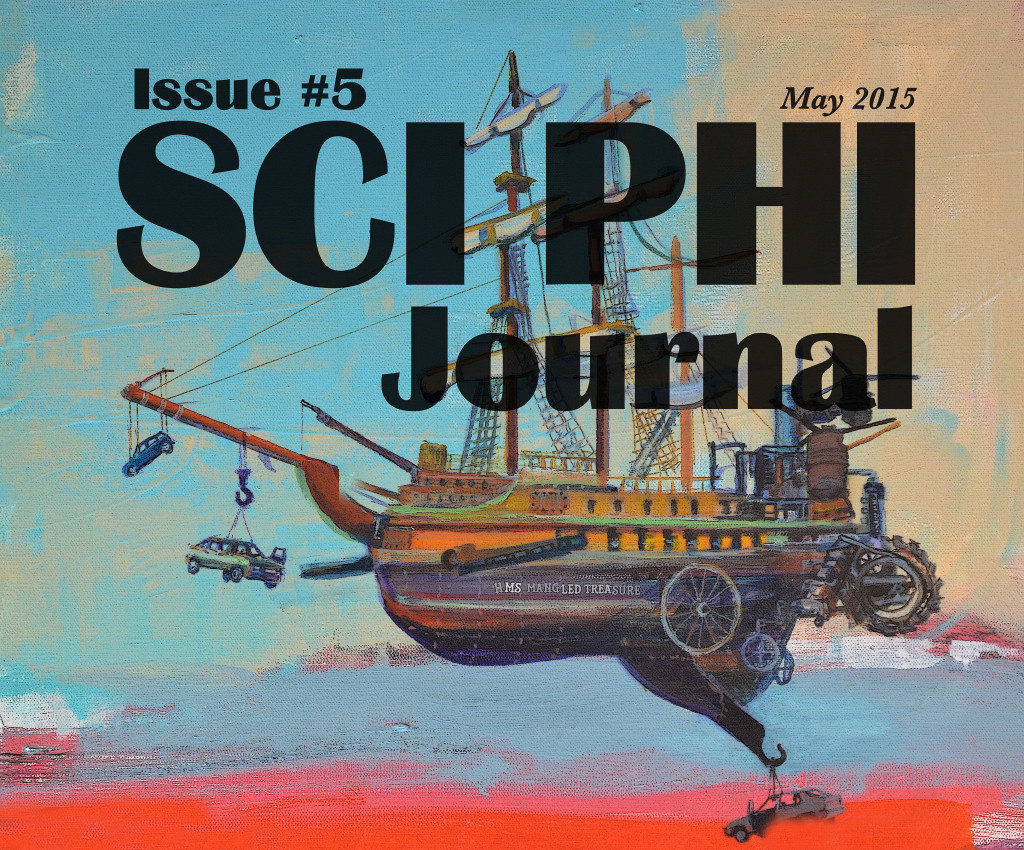 Sciphi issue #5